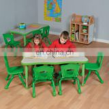 Wholesale Italian School Furniture Classroom Desks and Chairs for Preschool Kids