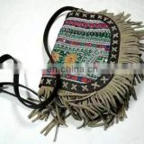 Wholesale High Quality Fashion Leather Fringe Shoulder Bags