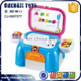 Chair design magic writing board learning board play set toy