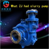 80 what zj had tailings slurry pump with high chromium alloy wear-resistant sand suction pump