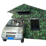 Camouflage Color Roof Tent