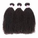 24 Inch Multi Colored Malaysian Indian Virgin Human Hair Weave Jerry Curl