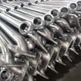 Lismore ball handrail steel ball joint railing