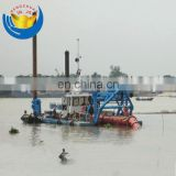 "12"" 16'' 18'' inch  hydraulic cutter suction dredger/dredge"