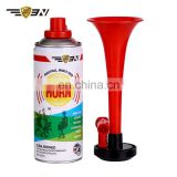 Super Blast Air Horn for Football & Basketball Game Cheering, Portable Noise Maker Air Horn for Outdoor Party & Soccer Match