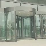 THREE/FOUR WING AUTO-REVOLVING DOOR
