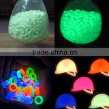 Glow in the Dark shine Luminous plastic color masterbatch PP PC PS ABS
