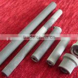 THE NO.1 EXPORTER CeramicRSiC Recrystallization Silicon Carbide Thermocouple Protection Tube And Pipe For Max.1700 Heating