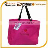 hand bags for women 2014 jute storage advertisement bag has hand shopping jute product material jute shopping bag