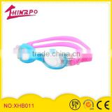 2013 cheap silicone swim goggles factory wholesale swimming supplies
