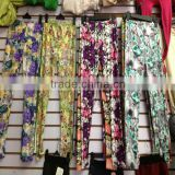 0.92USD Factory Wholsale Fashional Assorted Colourful Ladies Legging/Women Leggings ( kcddk001)