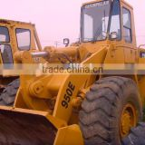 secondhand wheel loader Cater 950 E / original chinese loader in shanghai
