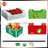2015 PP corrugated fruit boxes, vegetable corrugated box                                                                         Quality Choice