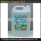 professional stage equipment bubble machine liquid bubble maker liquid 5L/Bottle , 4 Bottle/Carton
