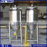 Micro fermenter brew equipment used in pubs