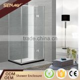 Wholesale Products Free Standing Glass 2 Sided Shower Enclosure Cubicle                                                                         Quality Choice