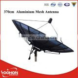370cm C Band Aluminium Satellite Dish Antenna