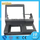 WELDON media advertising display enclosure, waterproof monitor enclosure,outdoor lcd monitor enclosure