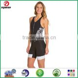 Increasing moisture management and offers targeted muscle support Women's Ultra Tri Racesuit
