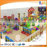 Free design CE & GS 2015 Most attractive children Indoor playground equipment indoor play gym for kids