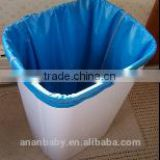OEM waterproof diaper pail liner pul large rubbish bags with elastic                                                                         Quality Choice