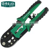 LAOA tools wire stripper cable cutter Terminal Crimping plier crimper tools hands terminal crimper the stripper wire
