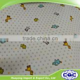 Factory price polyester cotton flannel fabric 3d/kids/baby bedding set newborn baby clothes                                                                                                         Supplier's Choice