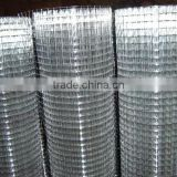 hot dip galvanized welded wire mesh /galvanized wire mesh rolls for sale , high quality welded wire mesh