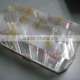 New semitransparent napkin box Customized Acrylic refillable tissue box with Experienced Factory Made