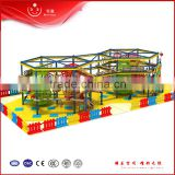 indoor rope adventure playground for children                                                                         Quality Choice