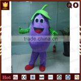 Funny mascot advertising custom vegetable costumes for adult