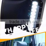 LED Mirror Turn Signal Light Side Mirror Cover auto parts White Yellow for 07-16 Jee-p Wrangler Off Road                                                                         Quality Choice