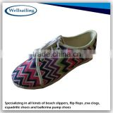 Customized design latest design lady shoes,women casual shoe