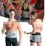 Fat Burner Reduction Heating Vibration Electric Waist Massager Sauna Slimming Belt