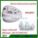 MSLBE01A Home use portable Nipple Sucking breast enhancing machine, breast enhancement machine
