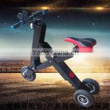 mini electric bike with 48V lithium battery CE folding electric bike