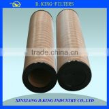 industrial 304ss oil and gas separation filter