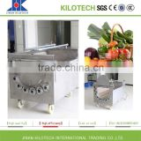 Double Bearings Industrial Commercail Fruit Vegetable Washing Machine For Sale                                                                         Quality Choice