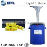 Easy to color up liquid silicone rubber for accessories                                                                                                         Supplier's Choice