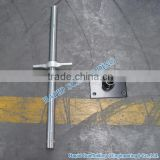 Hot Sales Types of Screw Bolt and Base Plate Heavy Duty Parts Frame Scaffolding System for Construction