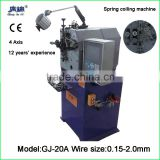 CNC Fully Automatic Oil Seal Spring Coiling Machine