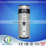 Household hot water and floor heating wall split air conditioner