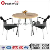 cafe furniture wholesale negotiation table conference table specifications full office frame