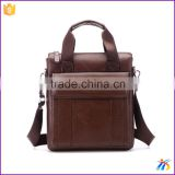 Best selling conference messenger bag, portfolio cases with notepad for men