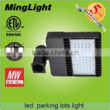 China wholesales hot selling led shoe box light / street pole light / led pole light 200w high qulaity parking lot light