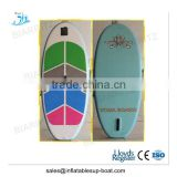 Hot sale pvc material used perfect stand up paddle inflatable sup board inflatable sup board