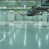 Simple Color Surface Treatment PVC Interlocking Plastic Garage Floor Tiles