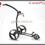 Germany Design Push Golf Trolleys With Brake Function