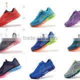 2015 breathable walking shoes running shoes manufactures Air Sneaker ,wholesale Sport Shoes