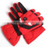 Battery heated motorcycle gloves/electric gloves
